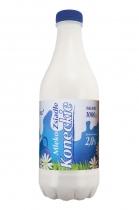 Mleko fermentowane >zsiadłe< butelka