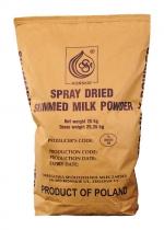 Mleko odtłuszczone klasa ADPI